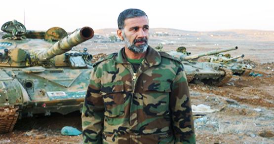 کمک فرمانده شهید به سیل زدگان خوزستانی